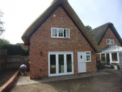 South Oxford Thatched Cottage Extension