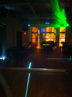 Night Club Fit Out Oxford City Centre